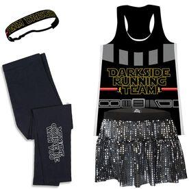 Team Darkside Running Outfit