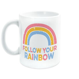 Coffee Mug - Follow Your Rainbow