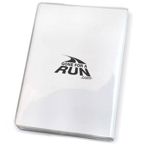 GoneForaRun Running Journal - Believe Running Girl