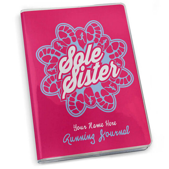 GoneForaRun Running Journal Sole Sister