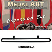 Add MedalART Hanger Extension Bars