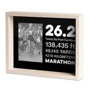 Running Premier Frame - 26.2 Math Miles