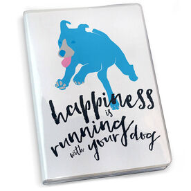 Running Journal Happiness Is Running With Your Dog