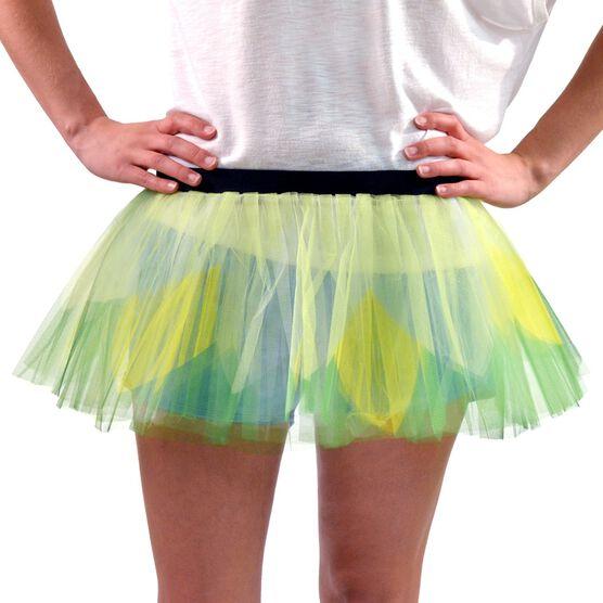Runner's Printed Tutu Pixie Fairy