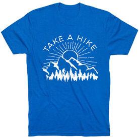 Hiking Short Sleeve T- Shirt - Take A Hike