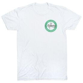 Vintage Running T-Shirt - Pacific Northwest Ladies Running Group Ambassador Logo