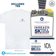 Virtual Race - 1st Annual InReach 5K for a Cause (2021)
