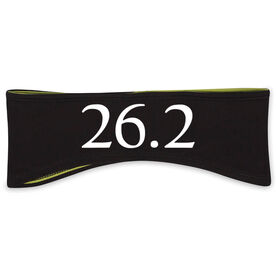 Running Reversible Performance Headband 26.2