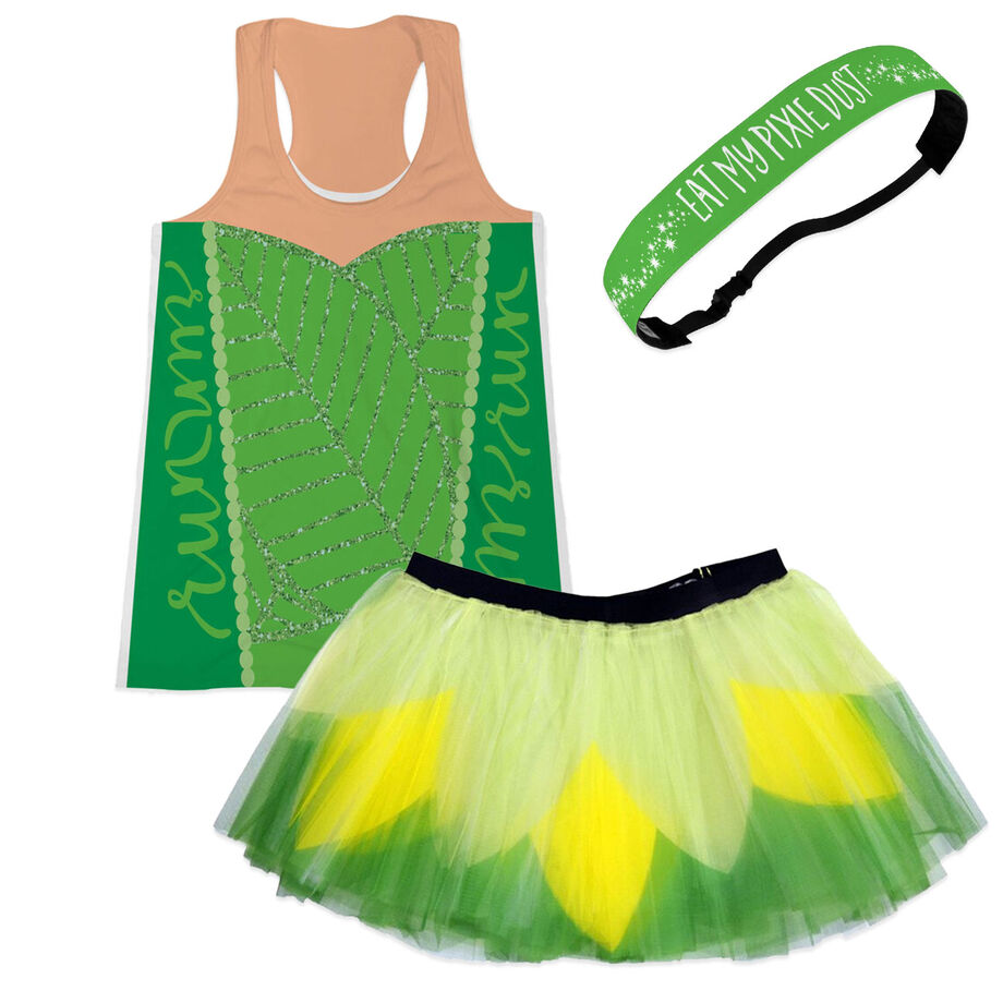 Pixie Fairy Running Outfit