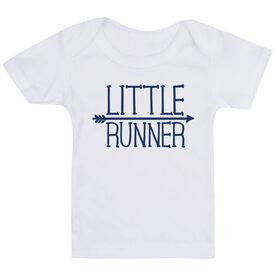 Running Baby T-Shirt - Little Runner