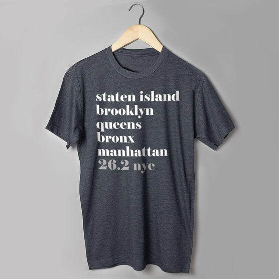Running Short Sleeve T-Shirt - Run Mantra NYC