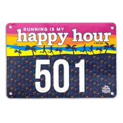 Virtual Race - Running Is My Happy Hour 4 Miler