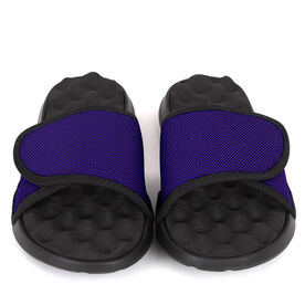 PR SOLES® Premier Adjustable Strap Recovery Slide Sandals