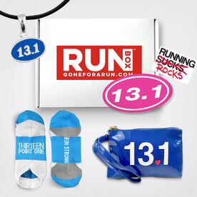 RUNBOX® Gift Set - Half Marathon Girl