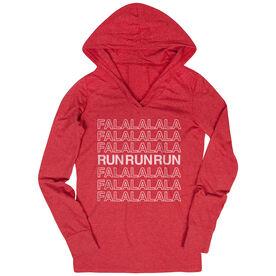 Women's Running Lightweight Performance Hoodie - FalalalaRun