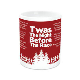 Running Coffee Mug - Twas The Night Before The Race