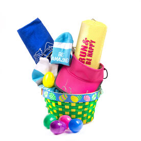 Easter gifts gone for a run runner girl easter basket 2018 edition negle Image collections