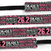 Running Juliband No-Slip Headband - 26.2 Math Miles