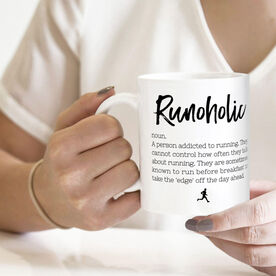 Running Coffee Mug - Runoholic