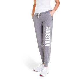 Running Women's Joggers - 26.2 Boston