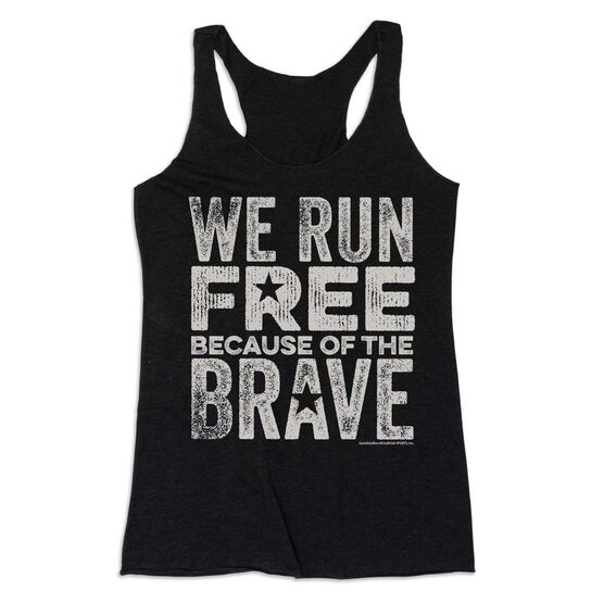 Women's Everyday Tank Top - We Run Free