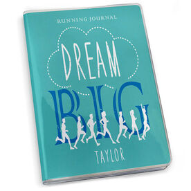 GoneForaRun Running Journal - Vintage Dream Big