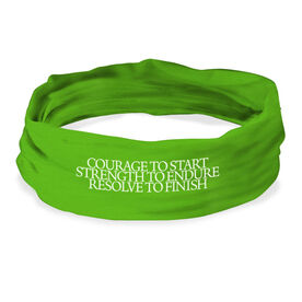 RokBAND Multi-Functional Headband - Courage Strength Resolve