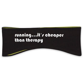 Running Reversible Performance Headband Running... It's Cheaper Than Therapy