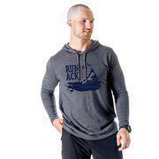 Men's Running Lightweight Hoodie - Run ACK