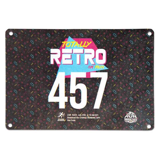 Virtual Race - Totally Retro Run 8K (2020)