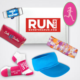 RUNBOX® Gift Set - Sole Sister