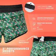 "Flock It 3"" Performance Shorts"
