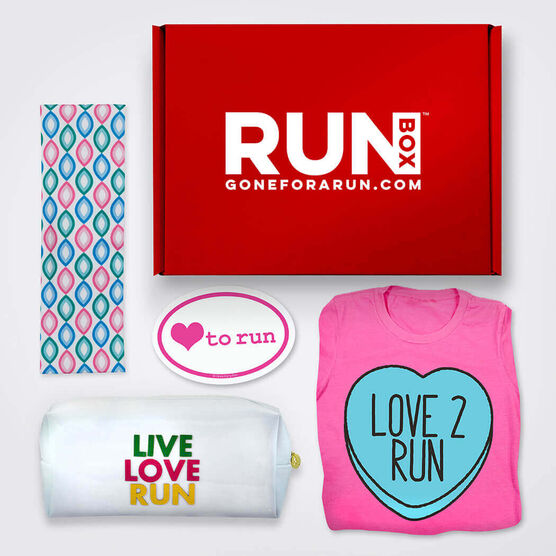 RUNBOX™ Gift Set - Love 2 Run