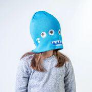 Happy Hatter Monster Beanie Hat & Mask