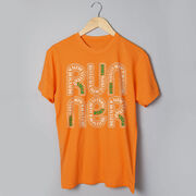 Running Short Sleeve T-Shirt - Virgo Zodiac Runner