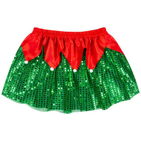 Running Costume Skirt - Elf