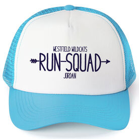 Running Trucker Hat - Run Squad