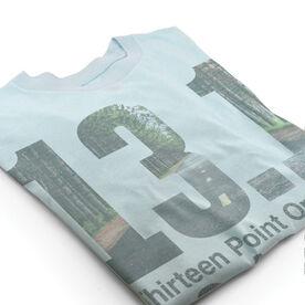 Vintage Running T-Shirt - 13.1 Math Miles