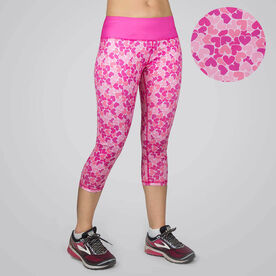 Running Performance Capris - Live Love Run