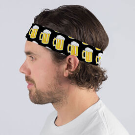 Running Multifunctional Headwear - Beer Pattern RokBAND