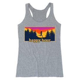 Women's Everyday Tank Top - Happy Hour