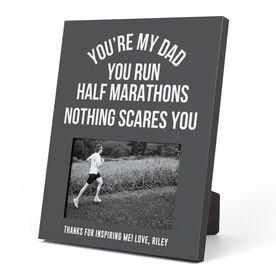Running Photo Frame - You're My Dad You Run Half Marathons