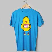 Running Short Sleeve T-Shirt - Running Chick