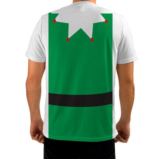Men's Running Customized Short Sleeve Tech Tee Runner Elf