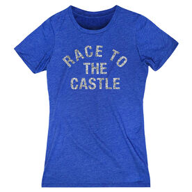 Women's Everyday Runners Tee - Race To The Castle