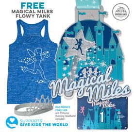 Virtual Race - DELUXE Magical Miles 4-Miler (2019)