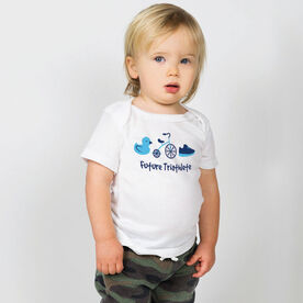 Triathlon Baby T-Shirt - Future Triathlete