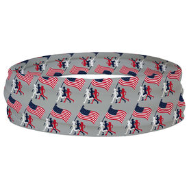 Running Multifunctional Headwear - Patriotic Runners RokBAND
