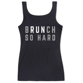 1e257b69f4dd Women s Athletic Tank Top - Brunch So Hard