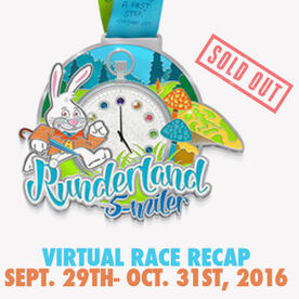 Runderland 5 Miler Virtual Race